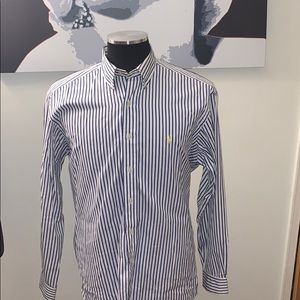 🔥👔 Ralph Lauren Golf Striped Shirt
